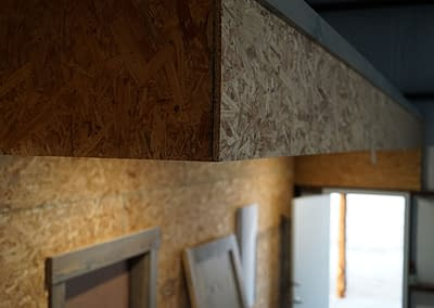 barndominium-lubbock-framing