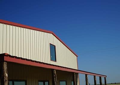 barndominium-metal-building-lubbock-front